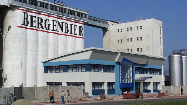 Bergenbier, Blaj