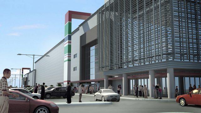 Tiago Mall, Târgu Mureș