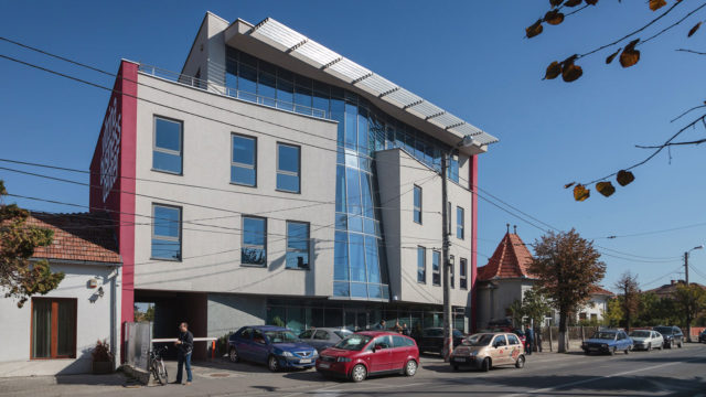 Vitrina Business Center, Cluj-Napoca