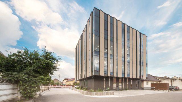 Centrul de afaceri Sentosa, Cluj-Napoca