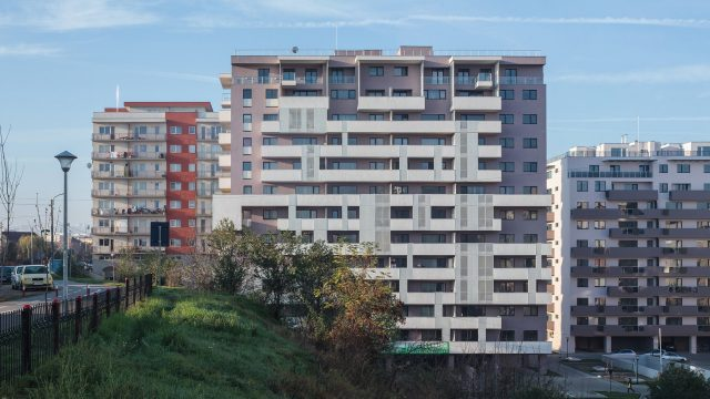 Ansamblu rezidential Dorobantilor, Cluj-Napoca