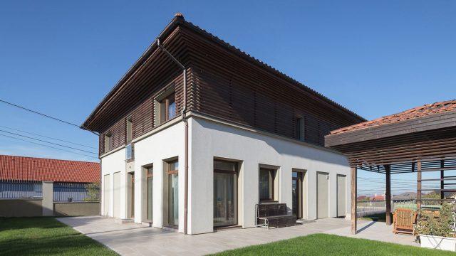 Casa A, Cluj-Napoca