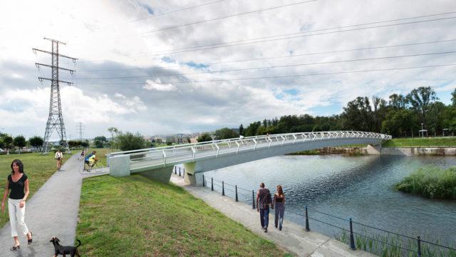 Someș Bridge, Cluj-Napoca
