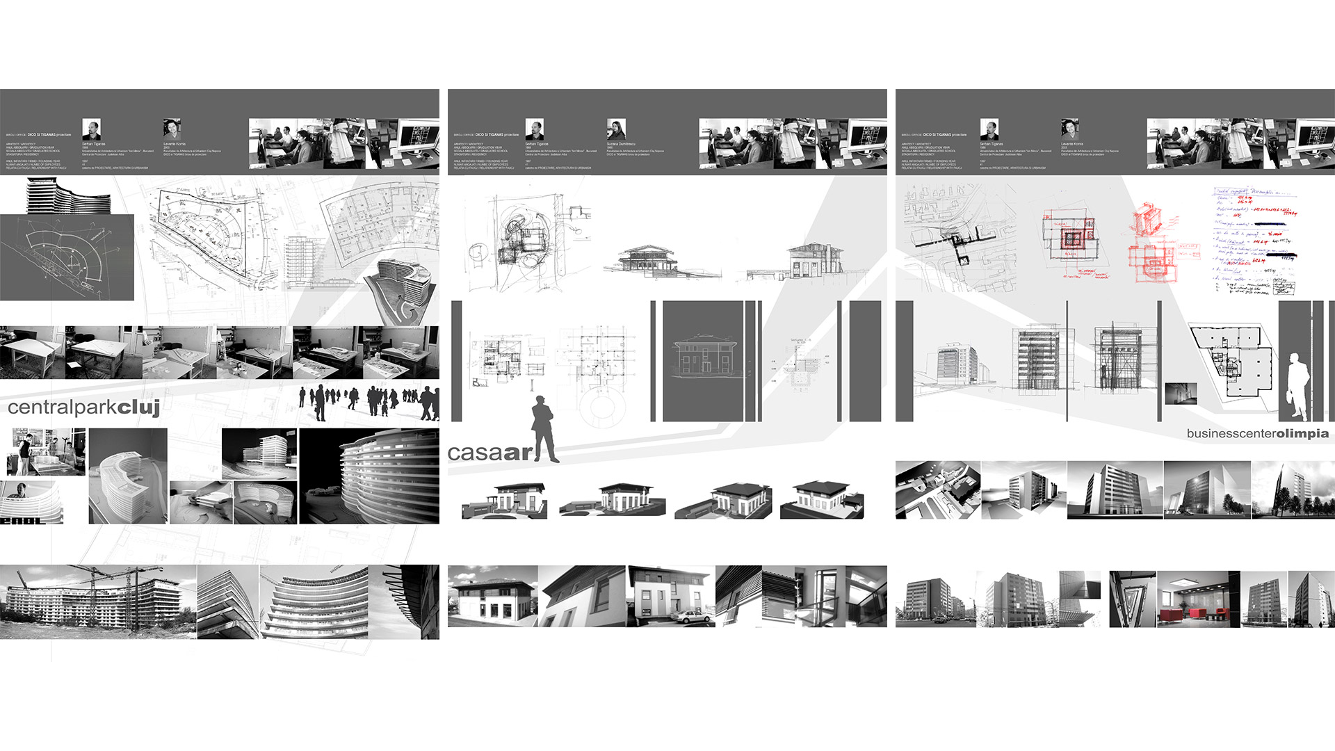 Expoziția Premiilor de Arhitectură OART, București, 2007