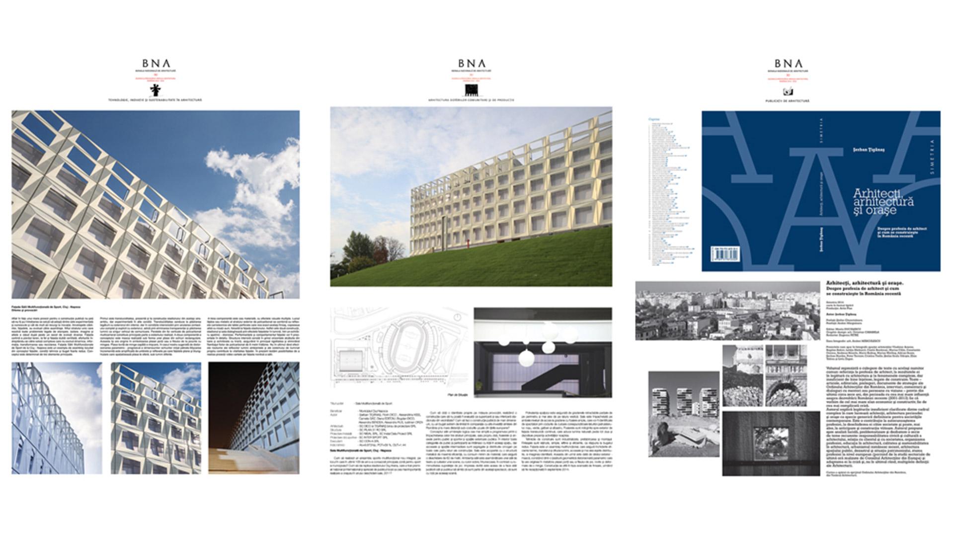 Expoziția Bienalei Naționale de Arhitectură, Cluj-Napoca, 2015