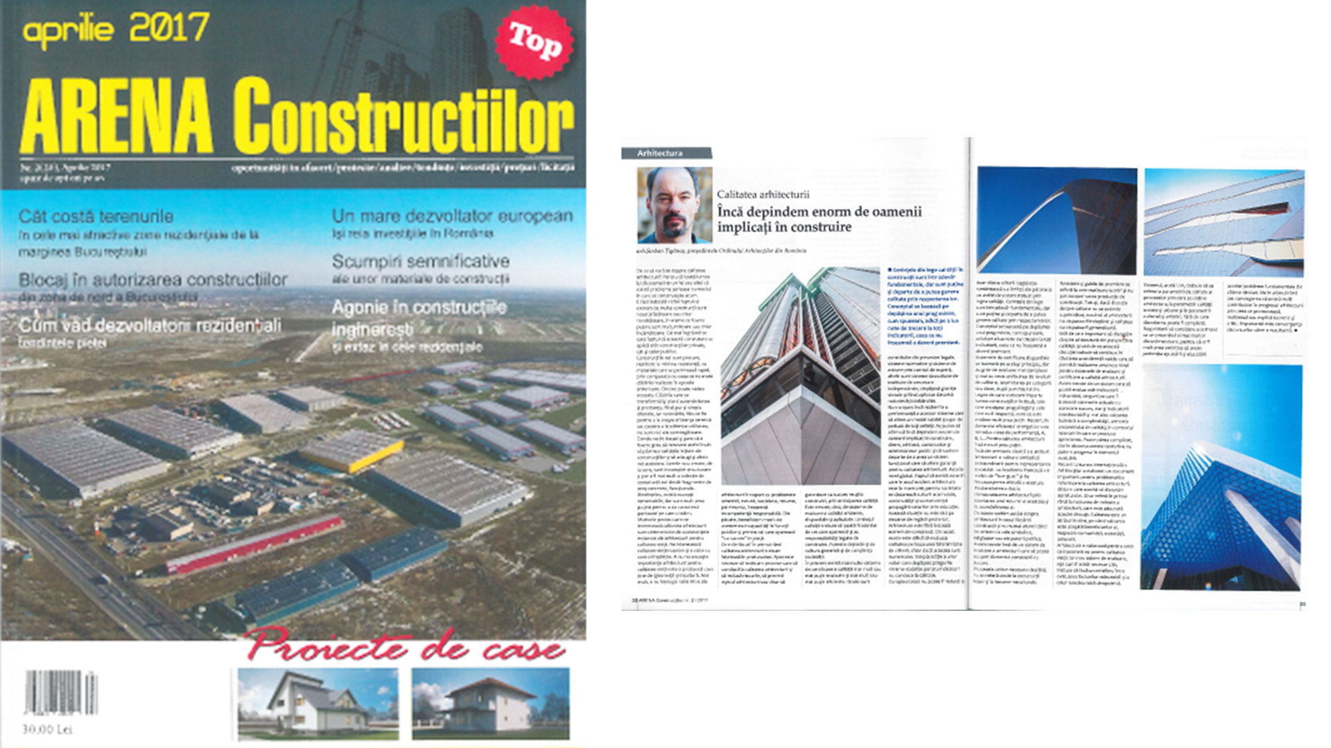 Construction Arena – article, no. 2, 2017