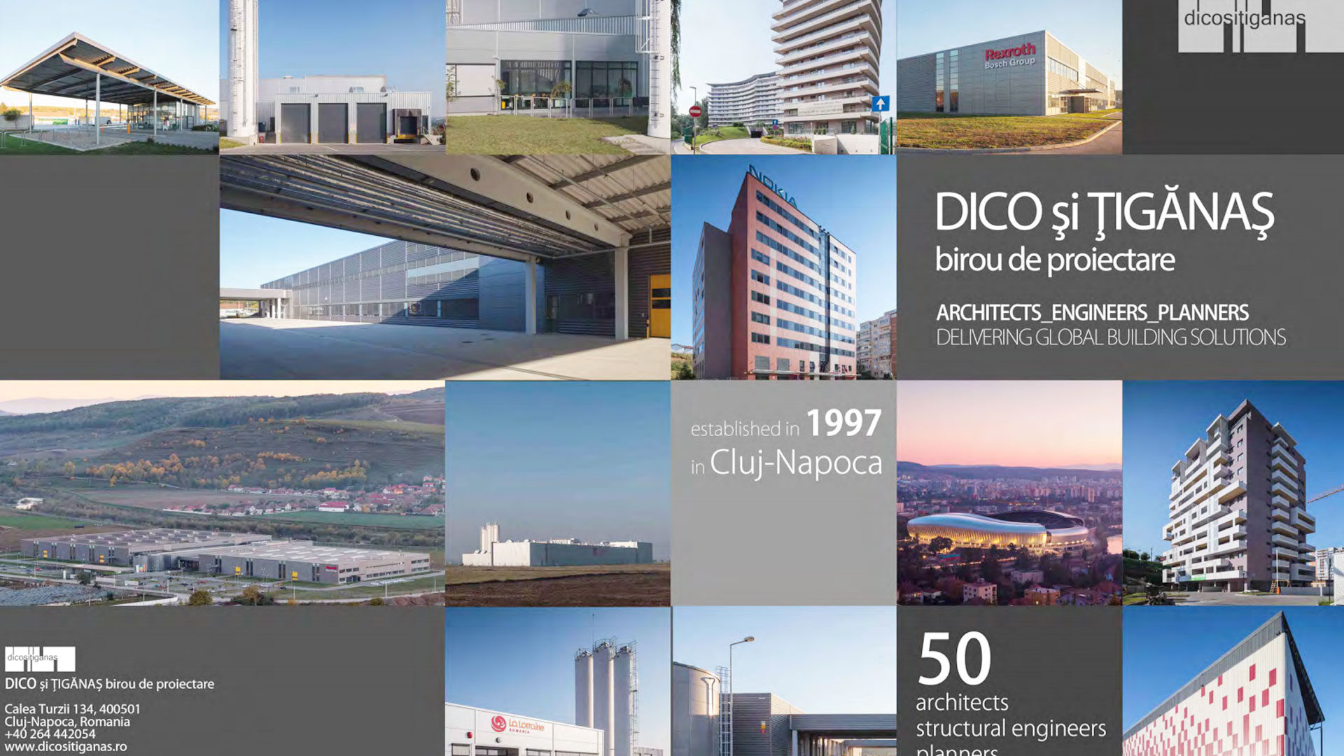 Overview Brochure 2012