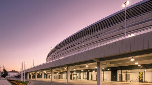 Târgu Jiu Stadium, Târgu Jiu