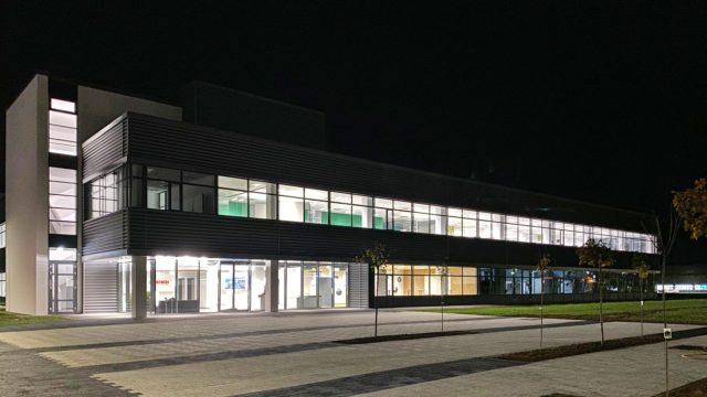 Multipurpose Building, Blaj