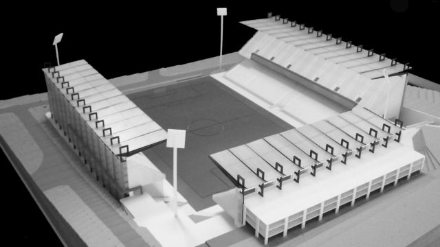 Extindere Stadion CFR, Cluj-Napoca