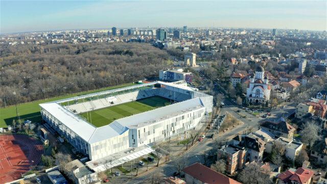 Stadionul Național de Rugby, București