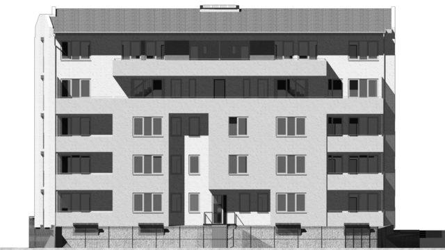 IMO Rebreanu Apartments, Cluj-Napoca