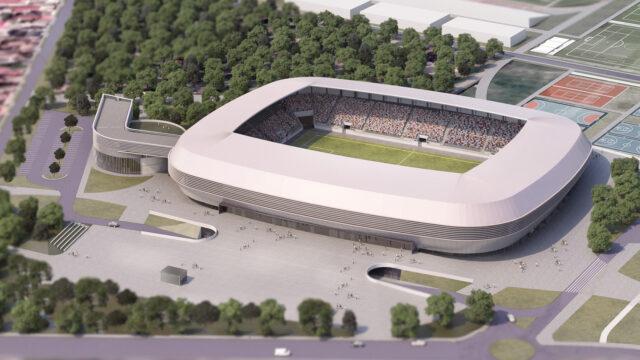 Oradea Sports Complex, Oradea