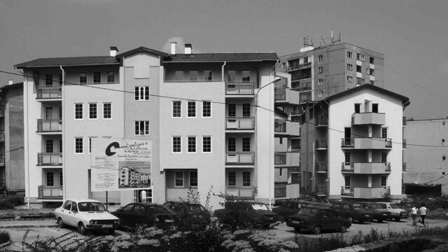 CasaRom B, Cluj-Napoca