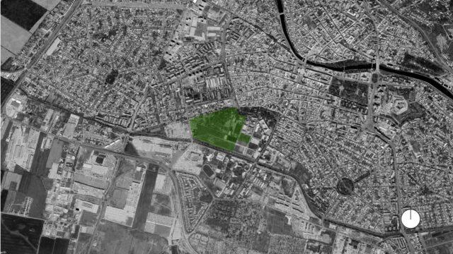 Stadium Masterplan, Oradea