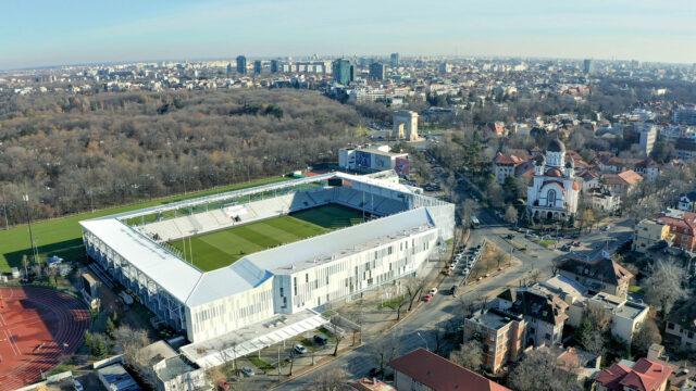 National Rugby Stadium, Bucharest